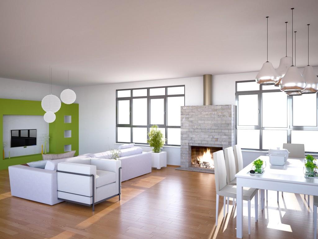 casa con espacio Grupo SITECNO