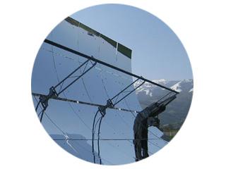 Concentración Solar en Potencia