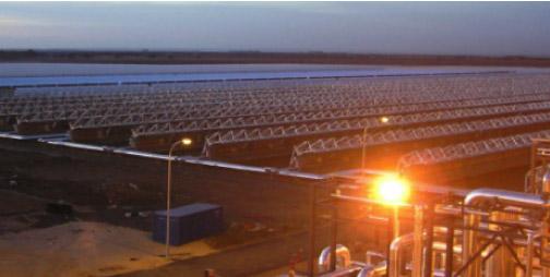 Concentración Solar de Potencia (CSP)