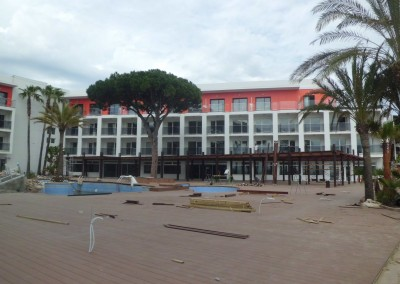 hotel centurion , piscina